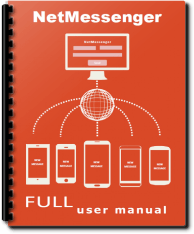 sms support : full user manual